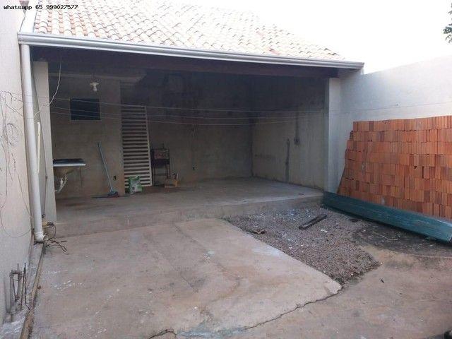 Casa para Venda em Várzea Grande, Ikaray, 3 dormitórios, 1 suíte, 2 banheiros, 2 vagas - Foto 9