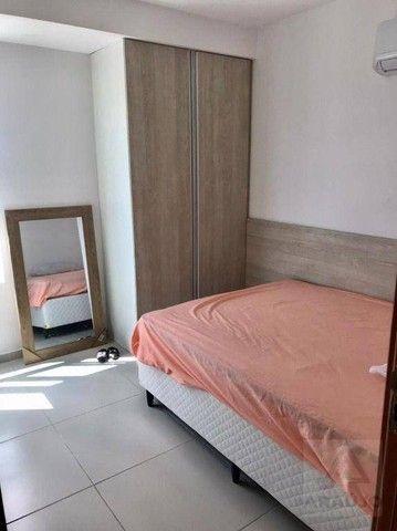 Apartamento com 2 dormitórios para alugar, 54 m² por R$ 1.570,00/mês - Bessa - João Pessoa - Foto 2