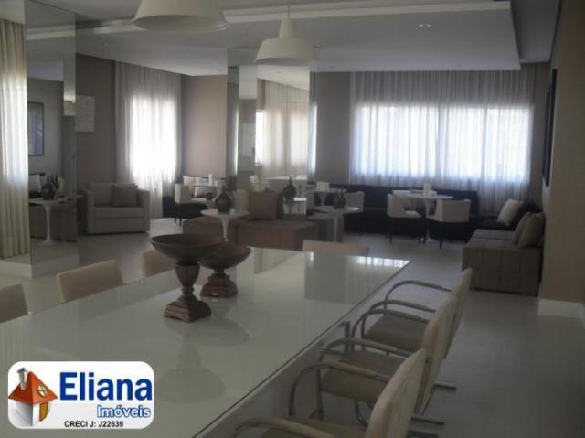 Apartamento 135m² - Condomínio Mundi - Espaço Cerâmica - Foto 4