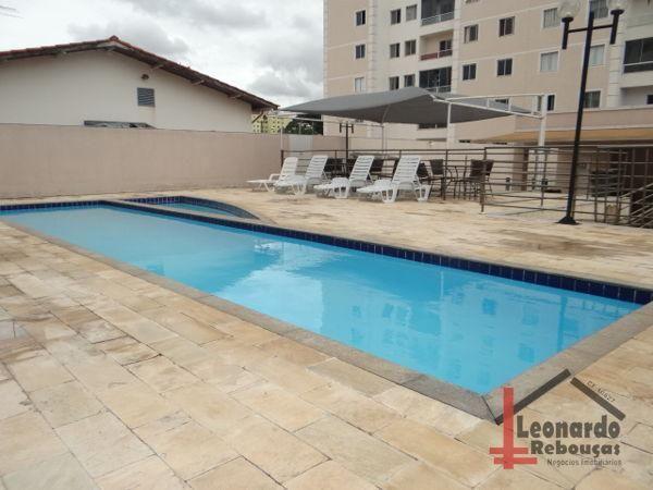 Apartamento duplex com 2 quartos no Spazio Eco Ville Araguaia - Bairro Setor Negrão de Lim - Foto 7