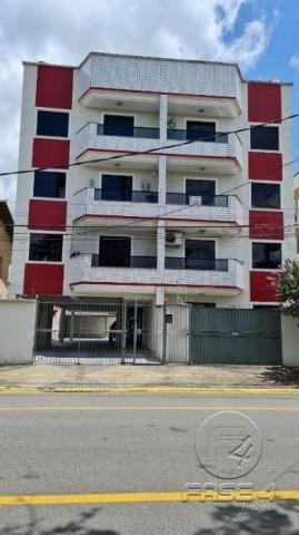 Apartamento à venda com 3 dormitórios em Vila julieta, Resende cod:2627