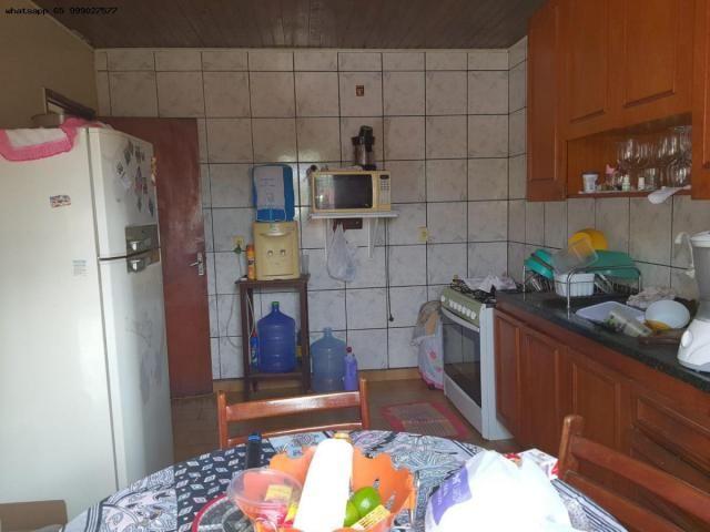 Casa para Venda em Várzea Grande, Jardim dos Estados, 2 dormitórios, 2 banheiros, 2 vagas - Foto 9