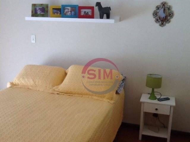 Apartamento com 3 dormitórios à venda, 250 m² por R$ 750.000 - Vila Nova - Cabo Frio/RJ - Foto 5