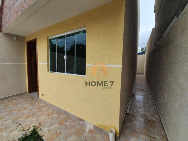 Sobrado à venda, 85 m² por R$ 319.900,00 - Sítio Cercado - Curitiba/PR - Foto 3