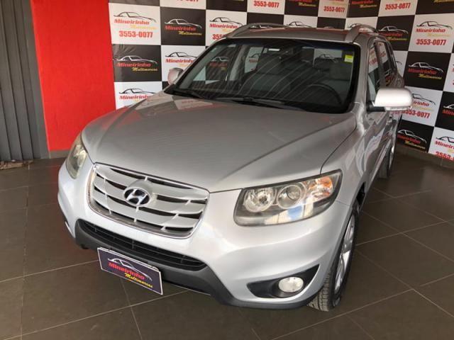HYUNDAI SANTA FE  GLS 4WD-AUT 3.5 V6 GAS IMP 4P - Foto 3