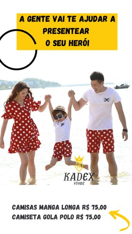 Camisa Xadrez e Listrada Arraia Kadex - Foto 6