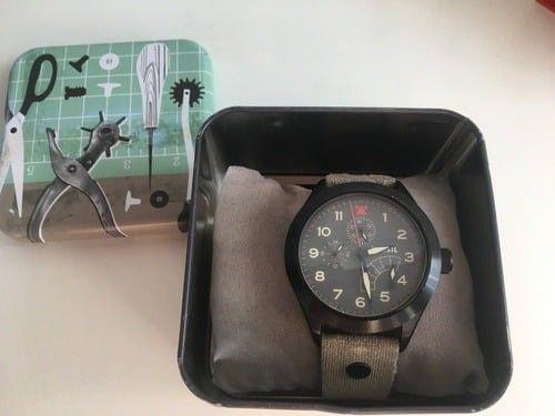 Relógio Fossil Aeroflite Multifunção Ch2941/2vn - Foto 4