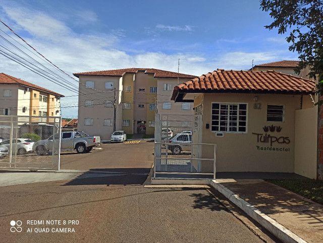 Vendo apartamento no Bairro Monte Castelo