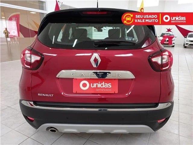 Renault Captur Intense Sce 1.6 Aut. 4p Flex 2020 (Impecável) - Foto 5