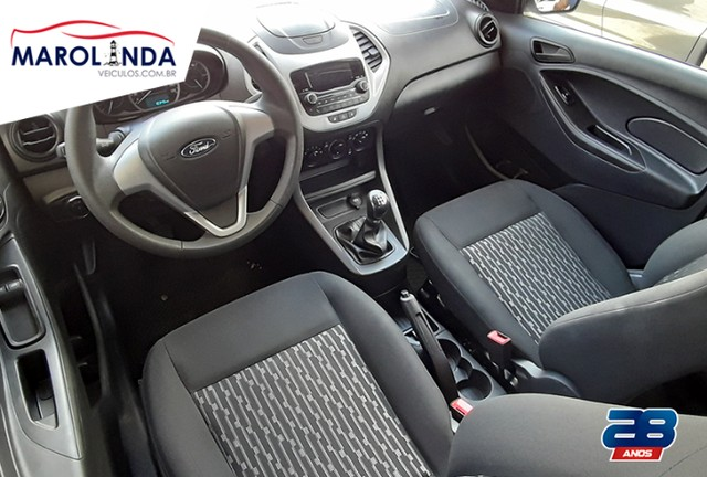 Ford Ka 1.0 SE Ipva Pago-Garantia de Fábrica - 2020 - Foto 4