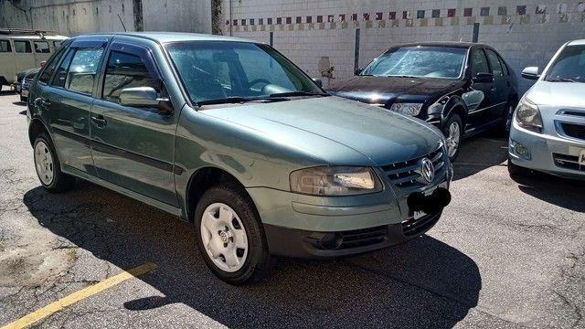 VW/GOL G4 1.0 FLEX/GNV - 2009