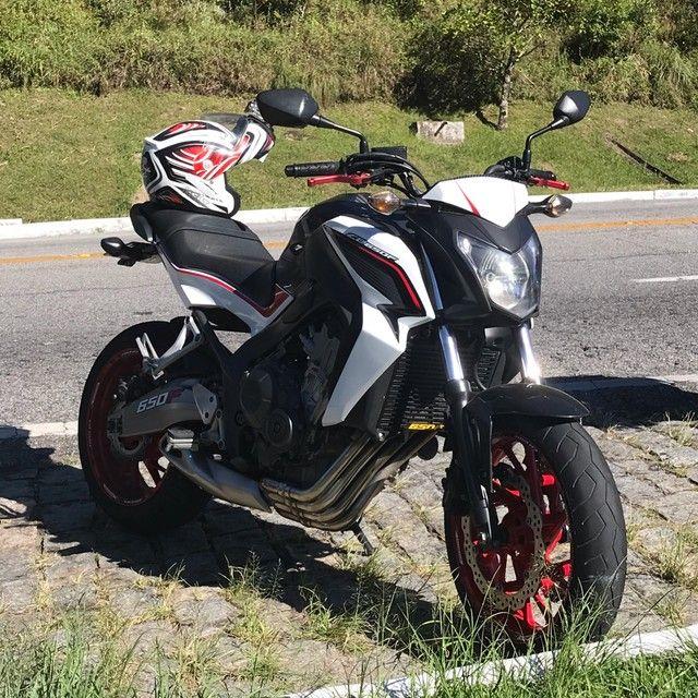 Honda CB650F  - Foto 8