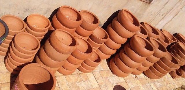 vasos de bacia de vários  tamanhos e modelos