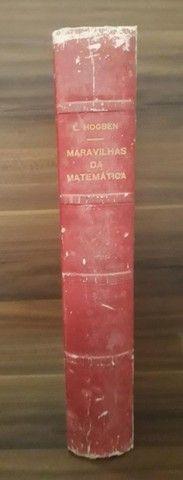 Maravilhas da Matemática - Lancelot Hogben Vol. 1 - 2ª Edição  - Foto 2