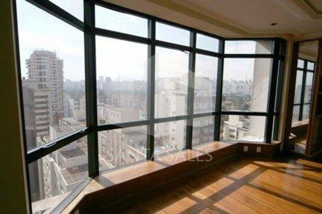 Apartamento para alugar com 4 dormitórios em Itaim bibi, São paulo cod:SS13456 - Foto 4