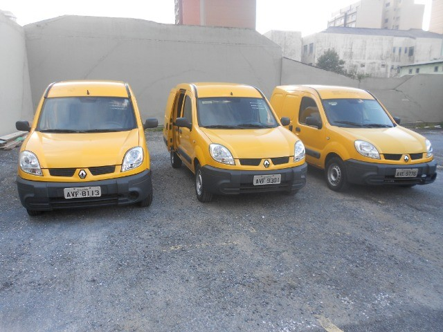 kangoo cargo ,renault kangoo cargo ano 2012/2013 arrumo financiamento !! - Foto 14