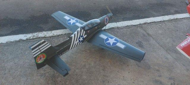 Aeromodelo tucano 1.80 envergwdura - Foto 4