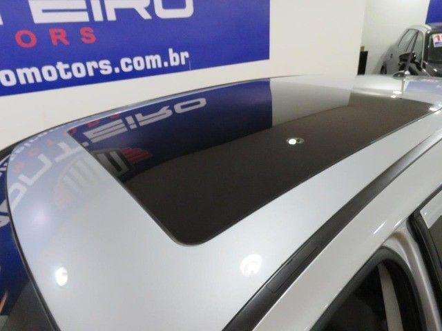 Mercedes-Benz B200 2.0 8v Turbo 4p Automático Top de Linha C/ Teto Panorâmico Único Dono - Foto 6