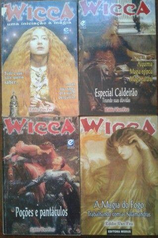 Revistas Wicca