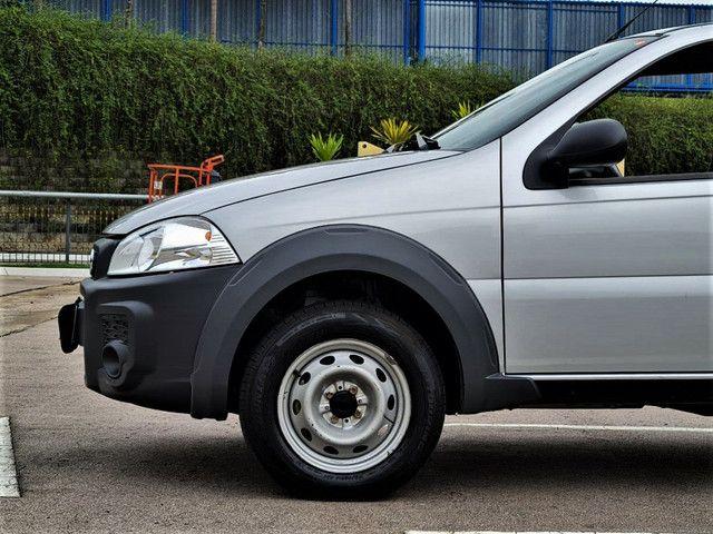 GB - Fiat Strada Working 1.4 - 2020 Completa, Ideal p/ trabalho e passeio, cheira a zero. - Foto 3