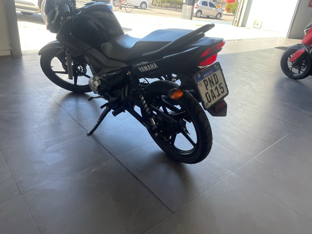 Moto Yamaha factor 125cc 2021 revisada na autorizada  - Foto 11