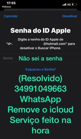 iPhone iCloud  (Resolvido)