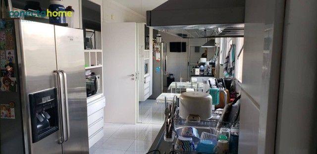 Apartamento com 164 m², 4 dormitórios e 3 Vagas no Tatuapé - Foto 14