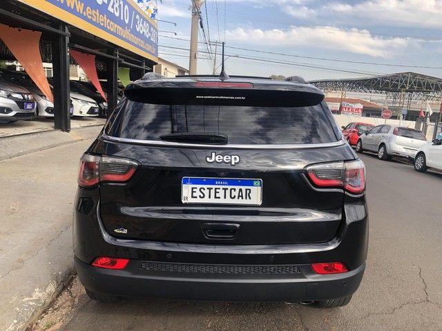 Jeep Compass Limited 2.0 Flex 2017 com 76.000km - Foto 4