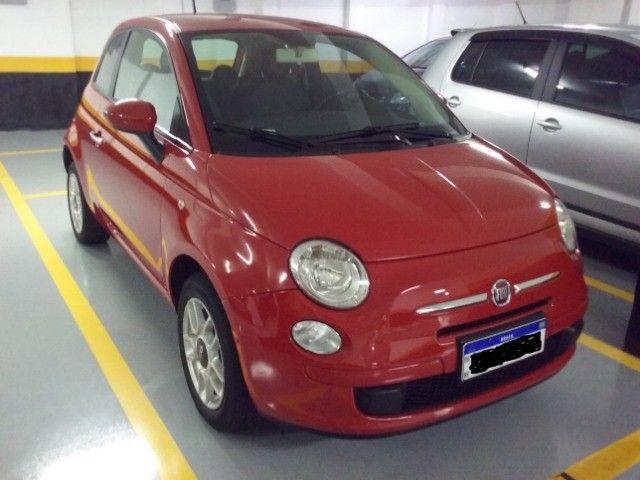 Fiat 500 Cult Completo Bem Novinho!