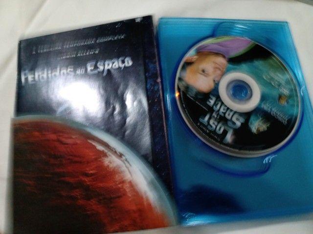 Dvds Batman 3 Temporadas completas e dvd perdidos no espaço série clássica completa - Foto 5