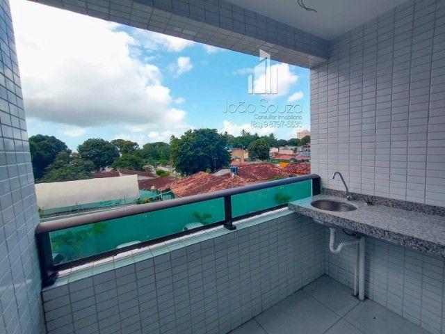 JS- Lindo apartamento de 03 quartos no Barro - José Rufino - Edf. Alameda Park - Foto 2