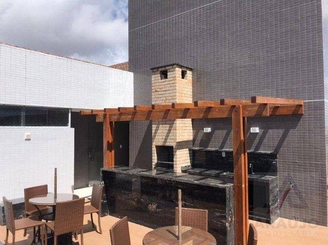 Apartamento com 2 dormitórios para alugar, 54 m² por R$ 1.570,00/mês - Bessa - João Pessoa - Foto 6
