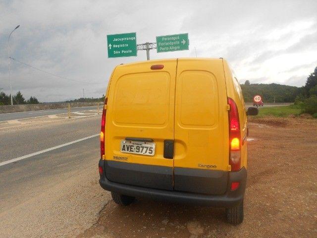 kangoo cargo ,renault kangoo cargo ano 2012/2013 arrumo financiamento !! - Foto 10