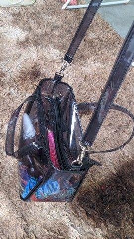 Bolsas para itens de maquiagem ou praia  - Foto 2