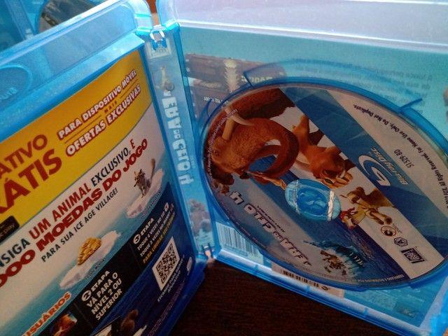 Coleção BLUE Ray a era do gelo 4 BLUE Ray - Foto 3