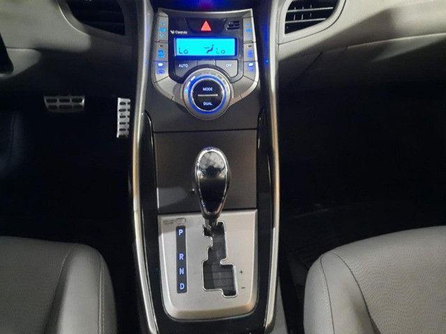 Hyundai Elantra GLS 2.0 - 2013 - Automático - R$46.854 - Foto 9