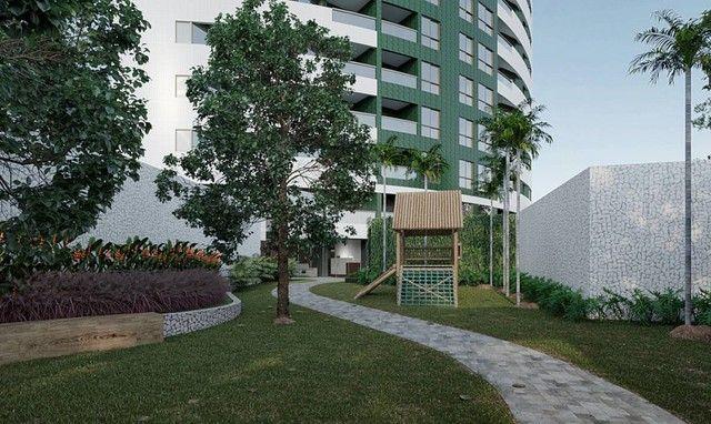 Apartamento para venda tem 84 metros quadrados com 3 quartos em Graças - Recife - PE - Foto 5