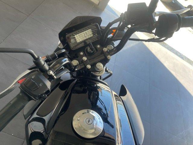 Moto Yamaha factor 125cc 2021 revisada na autorizada  - Foto 8