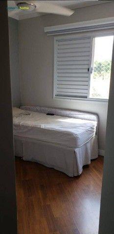Apartamento com 164 m², 4 dormitórios e 3 Vagas no Tatuapé - Foto 5