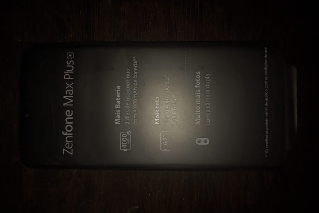 Asus ZenFone Max Plus - Foto 2