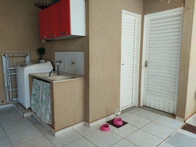 Casa 02quartos, edícula com churrasqueira, jardim Parati - Foto 13