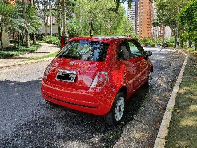 Fiat 500 Cult Completo Bem Novinho! - Foto 6