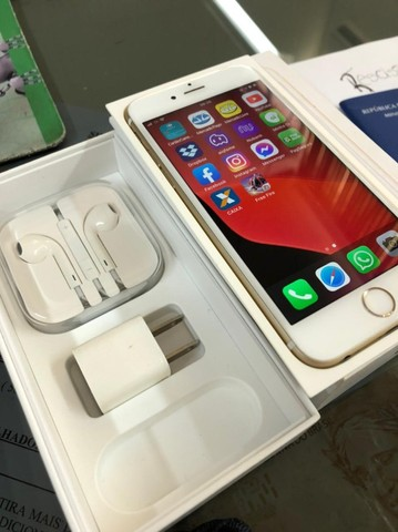 Apple iPhone 6s 16GB Gold - Foto 2