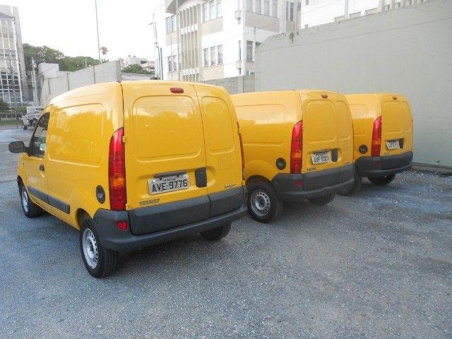 kangoo cargo ,renault kangoo cargo ano 2012/2013 arrumo financiamento !! - Foto 17