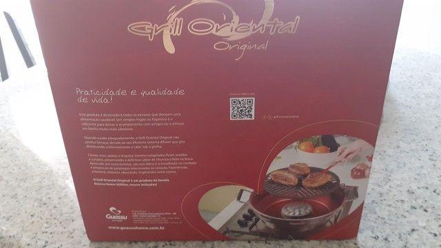 Grill oriental para fogão, o original  - Foto 3
