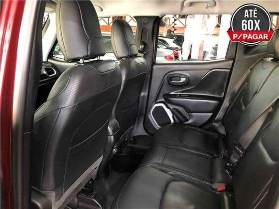 RENEGADE 2019/2019 1.8 16V FLEX LONGITUDE 4P AUTOMÁTICO - Foto 3