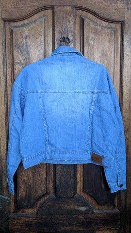Jaqueta jeans Hering P ou M - Foto 2