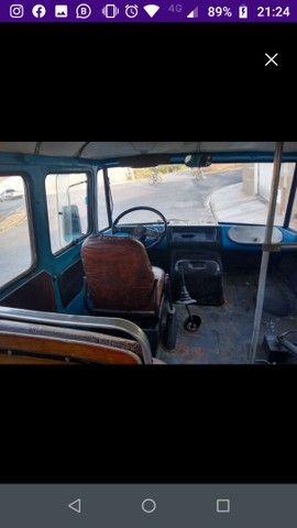 Micro ônibus 608 ano 73