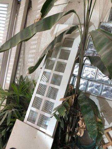 Porta de ferro 2 folhas 210 x80
