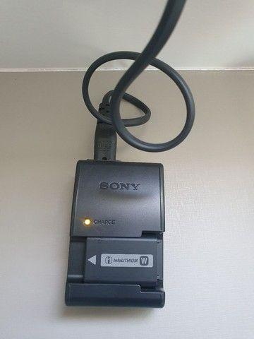 Máquina de fotografia Sony NEX -3 E 18-55mm 14.2 Mega pixels - Foto 3